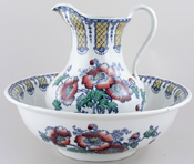 Ewer and Bowl c1920s
