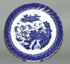 Side or Cheese Plate c1880