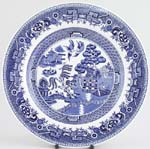 Plate c1940s