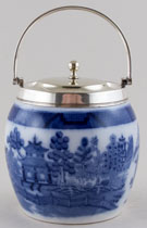 Biscuit Barrel c1910
