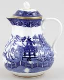 Jug or Pitcher Hot Water c1877