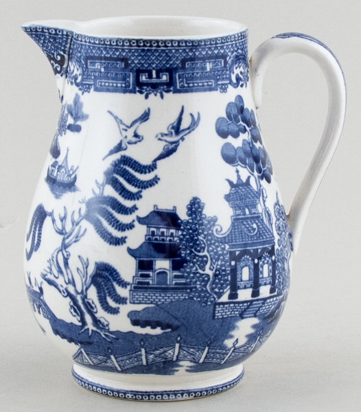 Wedgwood Willow Jug or Pitcher c1930