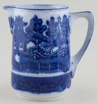 Royal Doulton Willow Jug or Pitcher c1920s
