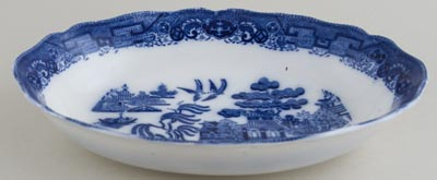 Doulton Willow Bowl c1930