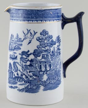 Unattributed Maker Willow Jug or Pitcher c1930s