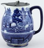 Hot Water Jug c1900