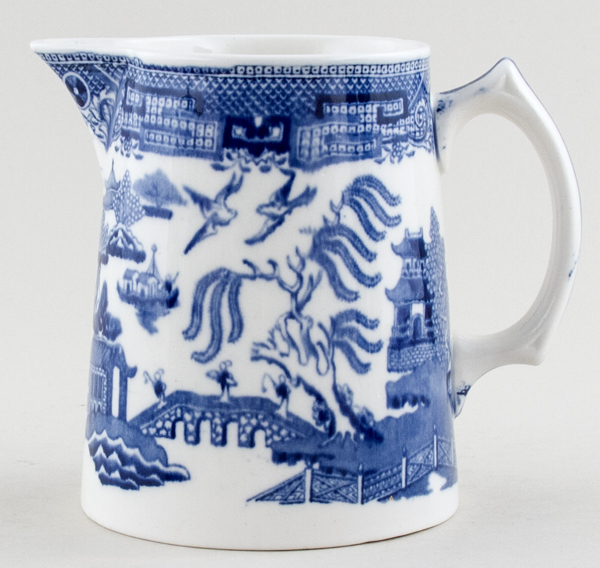 Wedgwood Willow Jug or Pitcher c1920s