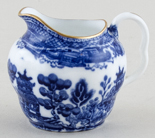 Cauldon Willow Miniature Jug or Creamer c1910