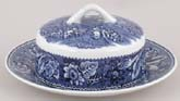 Butter Dish with Cover c1950s
