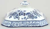 Vegetable Dish Cover c1920