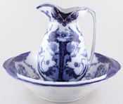 Ewer and Bowl c1907