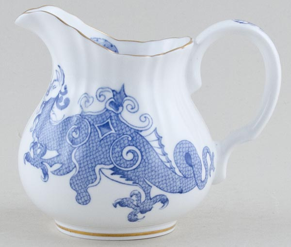Royal Worcester Dragon Jug or Pitcher c1950