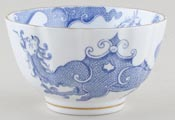 Royal Worcester Dragon Sugar Bowl c1950s