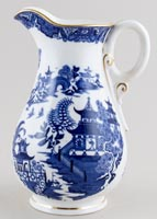 Royal Worcester Chinoiserie Jug or Pitcher c1881