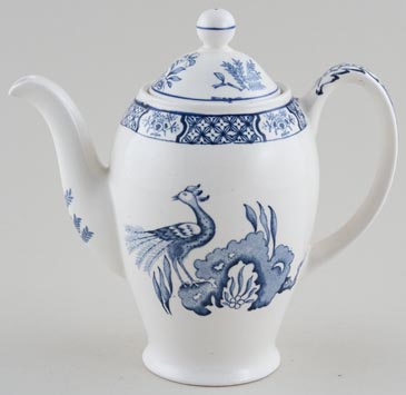 Woods Yuan Coffee Pot c1950s