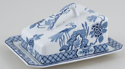 Woods Yuan Cheese Dish c1930s