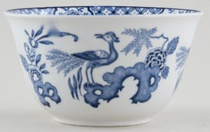 Woods Yuan Sugar or Slop Bowl c1930s