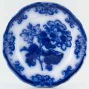 Wedgwood and Co Unidentified Pattern Plate c1913