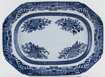 Meat Dish or Platter c1890s