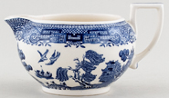 Wedgwood Willow Creamer or Jug c1950s