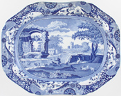 Meat Dish or Platter c1822