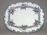 Meat Dish or Platter c1855