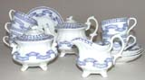 Toy Tea Set c1860s
