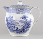 Jug or Pitcher Toast Water c1845