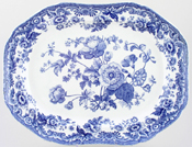 Meat Dish or Platter c1847