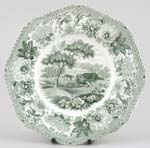 Plate The Lion The Bear and The Fox c1835