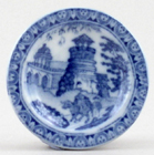 Toy Plate c1825