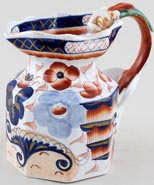 Unattributed Maker Unidentified Pattern colour Jug or Pitcher c1830