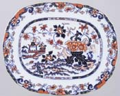 Meat Dish or Platter c1885