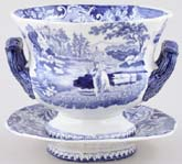 Dessert Tureen and Stand c1835