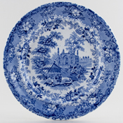 Plate c1860s