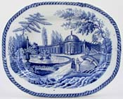 Meat Dish or Platter c1815