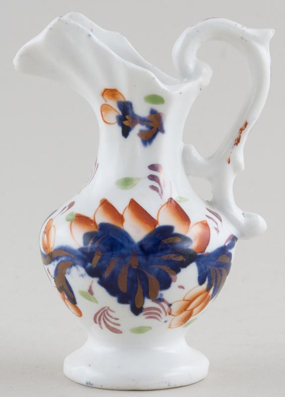 Unattributed Maker Grape colour Miniature Ewer c1840