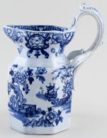 Dimmock Chinese Jug or Pitcher c1845