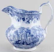 Minton Verona Jug or Pitcher c1835