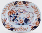 Davenport Number 37 colour Platter c1820