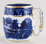 Grainger Two Temples Tankard c1880