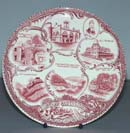 Plate Harpers Ferry c1960