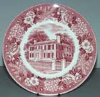 Plate City of Nashua c1953