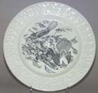 Plate Florida Jay c1967