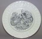Plate Ruffed Grouse c1967