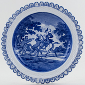 Plate Stopt by Highwayman c1910