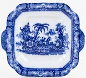 Adams Kyber Bread and Butter Plate c1900