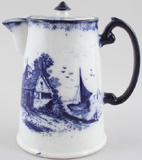 Jug or Pitcher Hot Water c1895