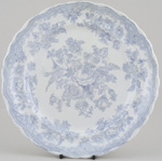 Lunch Plate c1870