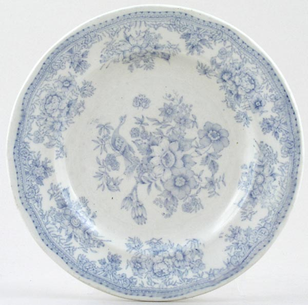 Burgess and Leigh Asiatic Pheasants Plate c1890